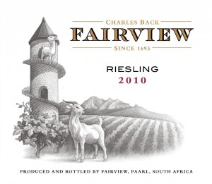 Fairview Riesling 2010