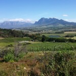 View of the Simonsberg